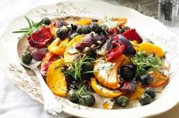 Restovaná zelenina s kořením