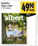 Albert kuchařka Spolu u stolu