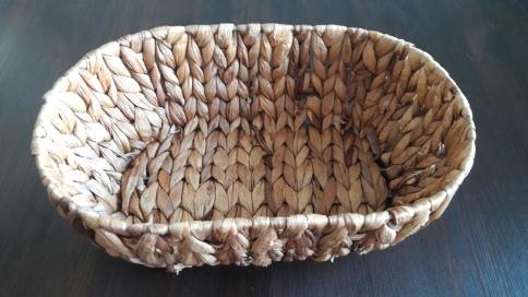Ošatka na hotový chléb