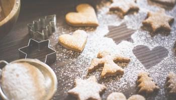 vánoční cukroví zdravěji
