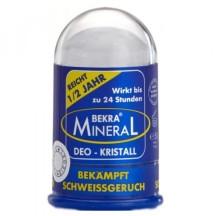 Minerální deodorant, tuhý kristal