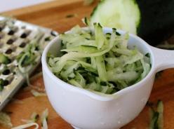 Okurkový salát bez cukru